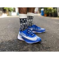 Sepatu Sneakers Nike Zoom Vaporfly 3 Blue