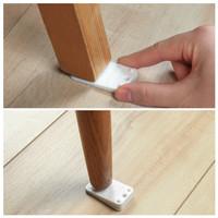 Bantalan Kaki Karet Serbaguna Meja Bangku Furniture Cooler Feet Laptop