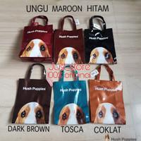 Tas Tote Bag Hush Puppies (L) Original