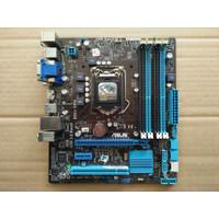 Motherboard ASUS B75M-PLUS LGA 1155 H61 B75 P67 Z77 4-slot RAM USB 3.0