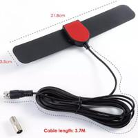 digital tv Mobil car booster / antenna indoor dalam / antena outdoor