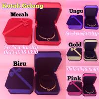 Kotak Gelang / Box Gelang / Tempat Perhiasan Gelang Emas