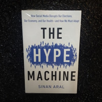 Book Import : The Hype Machine - Sinan Aral / 9780593238745