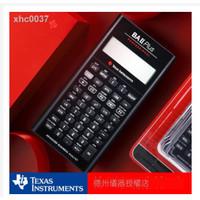 Kalkulator Texas Instrument Ti Baii Plus Pro Warna Emas Ba Ii