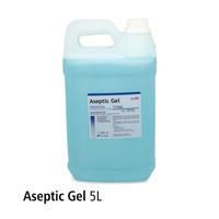 ONEMED Aseptic Gel 5 Liter / Refill Hand Sanitizer / Antiseptic Gel