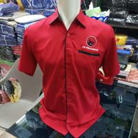 Baju Kemeja Kaos Partai PDI Perjuangan