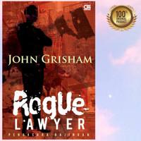 Buku Novel Pengacara Bajingan / Rogue Lawyer