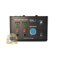 Solid State Logic SSL2 2in 2out USB Audio Interface