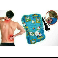 Bantal air panas elektrik terapi pillow pegal linu bantal pijat panas