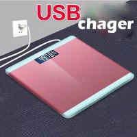 TIMBANGAN BADAN USB CHARGER TIMBANGAN DIGITAL TIMBANGAN