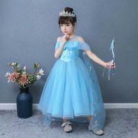 kostum princess anak gaun princess anak baju princess anak perempuan 1