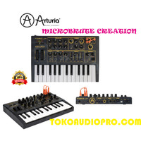 arturia microbrute creation synthesizer