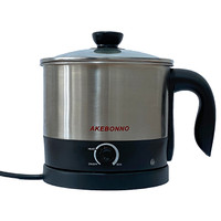 Akebonno Multi Cooker Stainless Steel BX-625