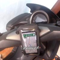 Holder hp Anti silau/Tas Gojek,Grab Anti silau/Tas hp GPS anti silau