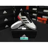 Sepatu Futsal Adidas Predator 19.3 IN Silver Black F35614 Ori BNIB
