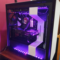Gaming PC i7 4.9Ghz Asus RX 580 Strix M2 256GB - 4TB MB Asus Z-390E