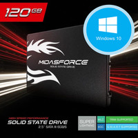 SSD 120 GB + Windows 10 Pro (ga pake ribet install lagi)