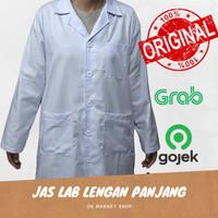 Jas Laboratorium - Baju Lab ( S, M, L ) - S