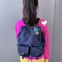 Backpack tas ransel Wanita tory Burch Nylon water proof