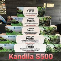 Kandila LED S500 21.5W Lampu Aquascape 50cm Aquarium S 500