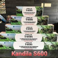 Kandila LED S600 24W Lampu Aquascape 60cm Aquarium S 600