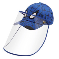Topi Anak Anti Corona Blue Spiderman