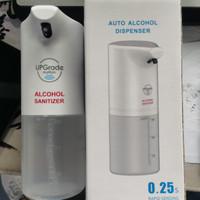 Dispenser Sanitizer Gel Cair Otomatis Upgrade Motion Sensor Recharge