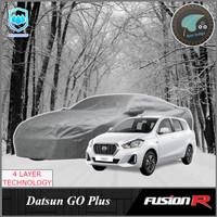 Cover / Sarung Mobil DATSUN GO PLUS Fusion R 4 Layer