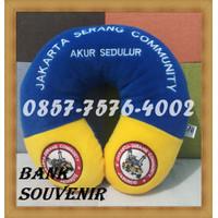 custom bantal leher bordir free desaign