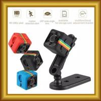 Camera Portable Mini HD DV SQ11 Kamera Kecil Pengintai