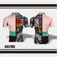 Jersey Sepeda Astro - Pendek