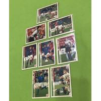 Lot Upper deck Italy Roberto Baggio,Mancini,Vialli n Co kartu bola