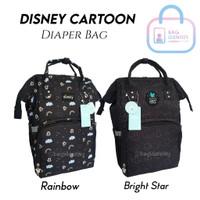 Diaper Bag Disney Original Cartoon Series Tas Ransel Bayi Kado Lahiran