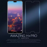 TEMPERED GLASS HUAWEI P20 PRO CLEAR TRANSPARANT 9H HIGH QUALITY