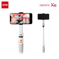Zhiyun Tech SMOOTH XS Gimbal Selfie Stick Handheld Stabilizer (White)