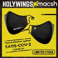 Masker Mulut HOLYWINGS x Macsh