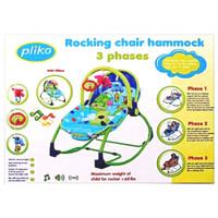 Bouncer baby PLIKO HAMMOCK and Rocking star
