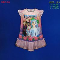 (DB2-2A) Daster Anak Frozen II Beautiful Dream U 2-5 Tahun
