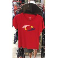 T' Shirt Astec Original kaos oblong kaos olahraga wanita