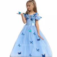 baju princess anak perempuan dress anak perempuan gaun princess anak 1