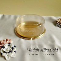 Mika Kue Gold Bulat / Mika Box Bakery Gold Bulat A 1455