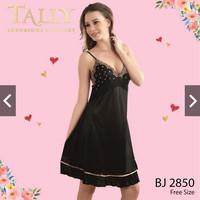 TALLY Bj 2850 Baju tidur Seksi lingerie Bahan Lace Brokat