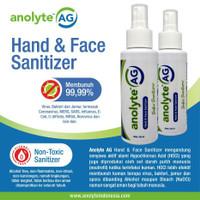 ANOLYTE AG 100 ml. Hand Sanitizer Non Alkohol Food Grade