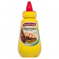 masterfoods dijonnaise mustard 250gr