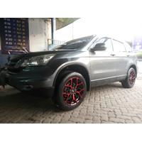 Paket Velg dan ban Honda Crv Ring 18 HSR MYTH01 Plus Ban 235 55 R18