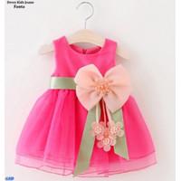 Baju Pesta Ulang tahun Anak Perempuan/ Dress Anak Good Quality-joane