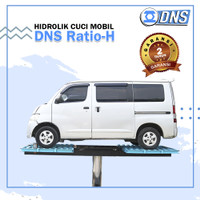 Hidrolik Cuci Mobil Ratio-H