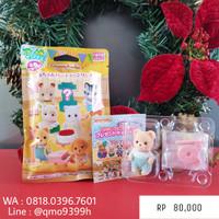 Sylvanian Families Baby Party Series Original Epoch Japan Baby Bear