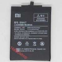 Baterai Batre Xiaumi Redmi 4X Redmi 3S 3 Pro 3X BM47 Battery BM 47
