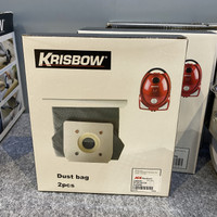 Krisbow dust bag vacuum cleaner / kantong debu krisbow SI237e